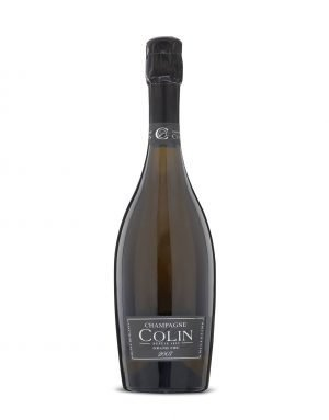 Buy champagne online grower Colin Grand Cru 2008