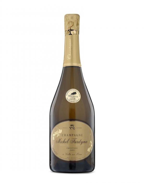 Buy online Independent champagne grower Furdyna Prestige