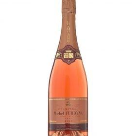 Buy online Independent champagne grower Furdyna Rose brut