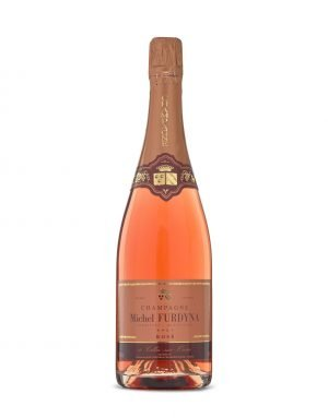 Buy online Independent champagne grower Furdyna Rose brut