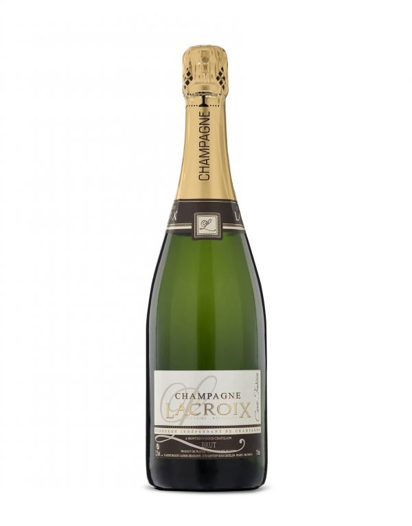 Buy online Independent champagne grower Lacroix Cuvée Tradition Brut 750ml