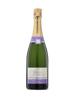 Buy online Independent champagne grower Lacroix Cuvee Tradition Demi-sec
