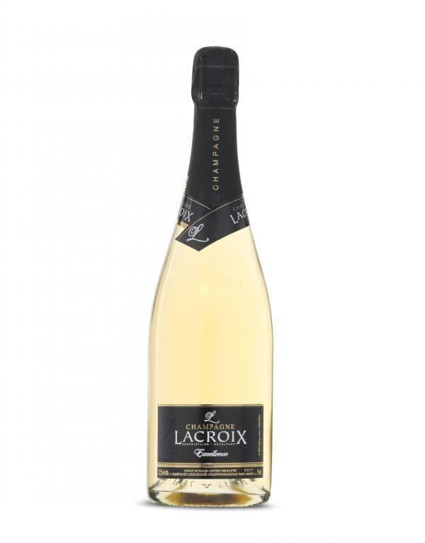 Buy online Independent champagne grower Lacroix Excellence Brut