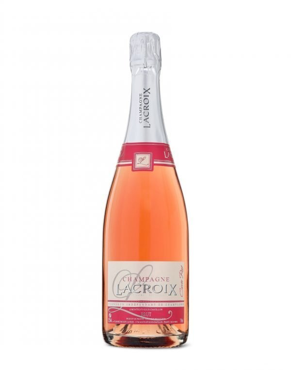 Buy online Independent champagne grower Lacroix Rose Brut