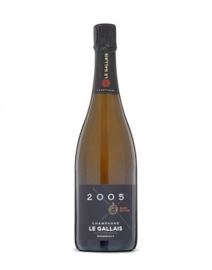 Buy online Independent champagne grower Le Gallais 2005