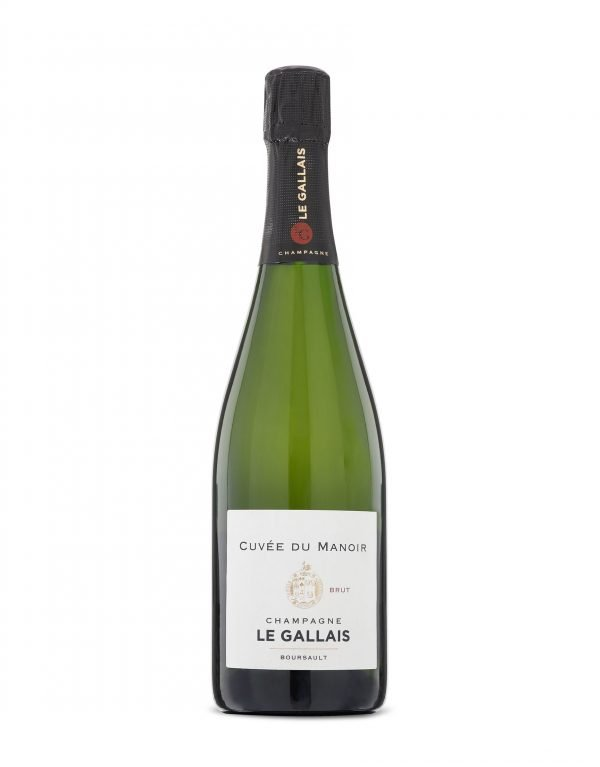 Buy online Independent champagne grower Le Gallais Cuvee de Manor