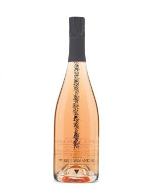 Buy online Independent champagne grower Waris Larmandier Instant de Passions Rose Brut