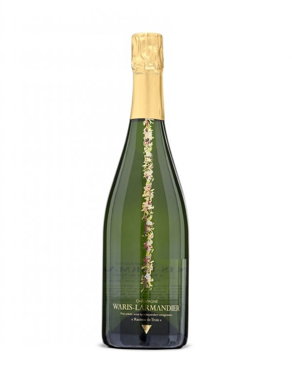 Buy online Independent champagne grower Waris Larmandier Racines de Trois Brut