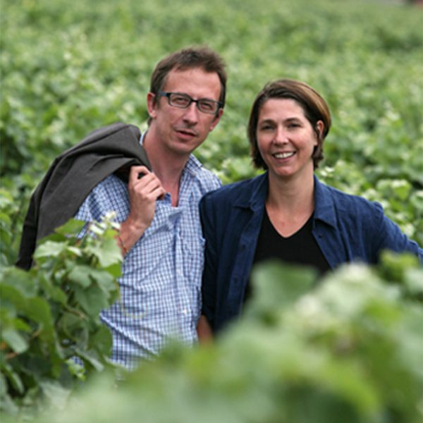 Champagne grower visit for London company french bubbles