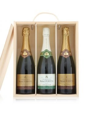 Buy online Independent champagne grower Furdyna mixed 3 case giftset