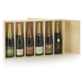 Buy online Independent champagne grower Special Cuvée Selection Presentation Box