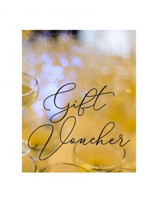 Gift Voucher for grower champagne available in London
