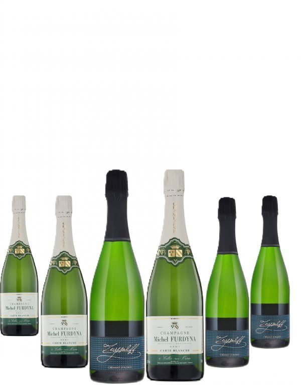 Case Crémant & Champagne